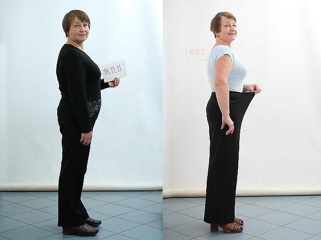 программа похудения томск