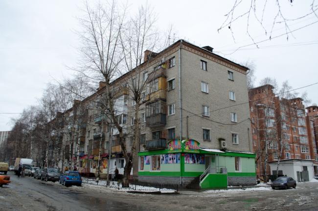 Дзержинского 57