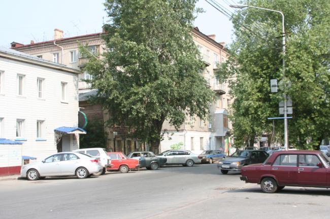 Гагарина 31, Плеханова 3