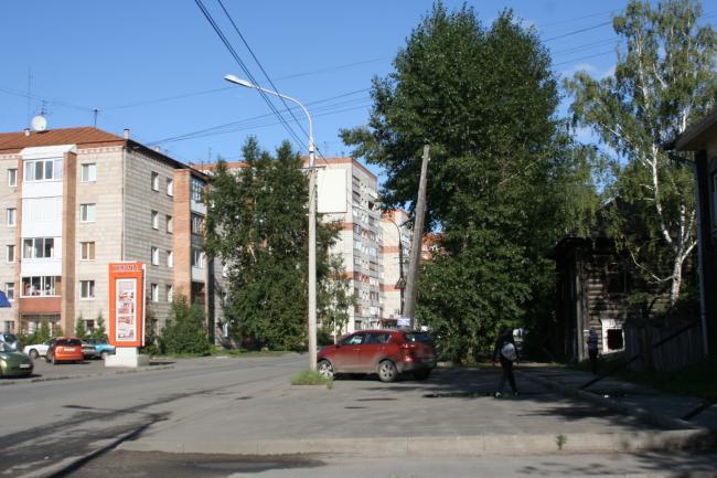 Дербышевский 26/а, Водяная 27