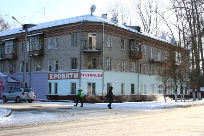 Советская 110