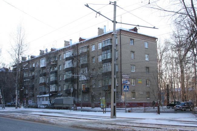 Кирова 55, Артема 2