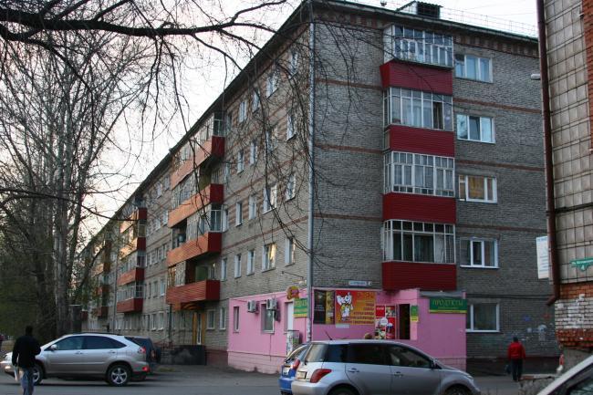 Нахимова 20, Котовского 1