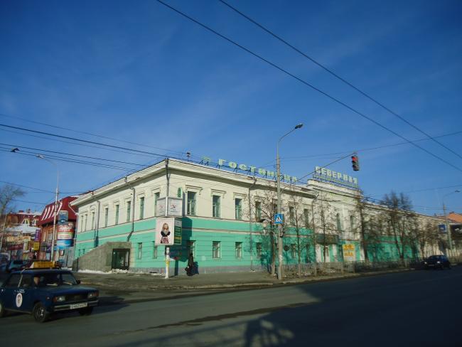 Ленина 86, Кооперативный 12