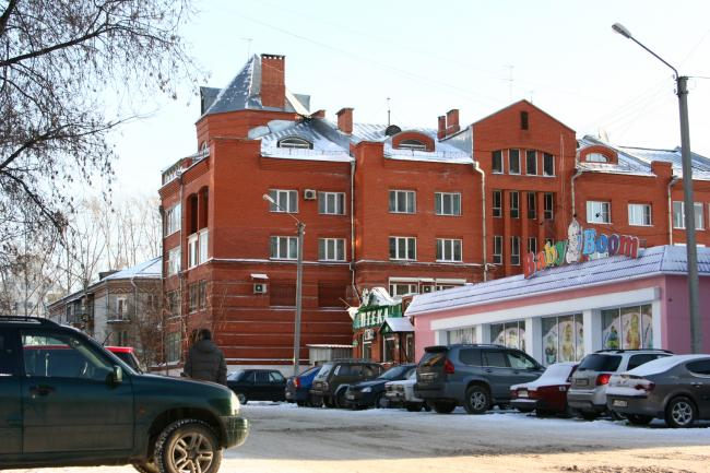 Советская 107
