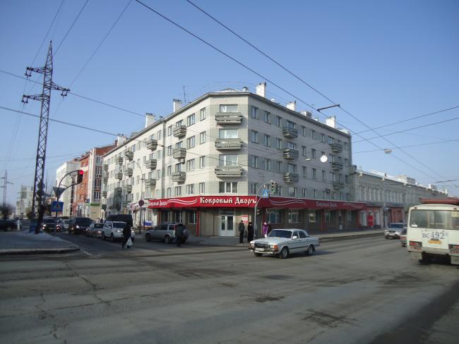 Ленина 74, Беленца Алексея 10