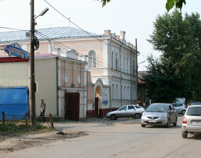 Войкова 8
