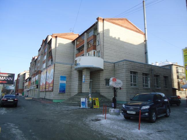 Ленина 173, Сакко 7