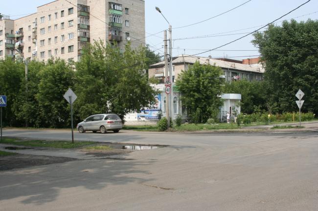 Войкова 55, Пролетарская 8