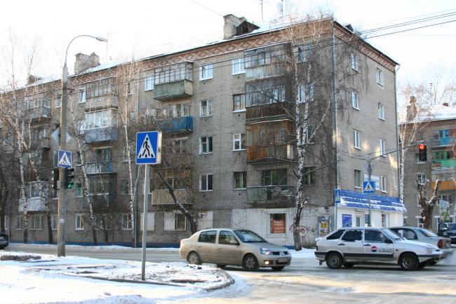 Киевская 101, Карташова 41