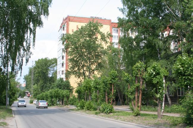 Сибирская 91