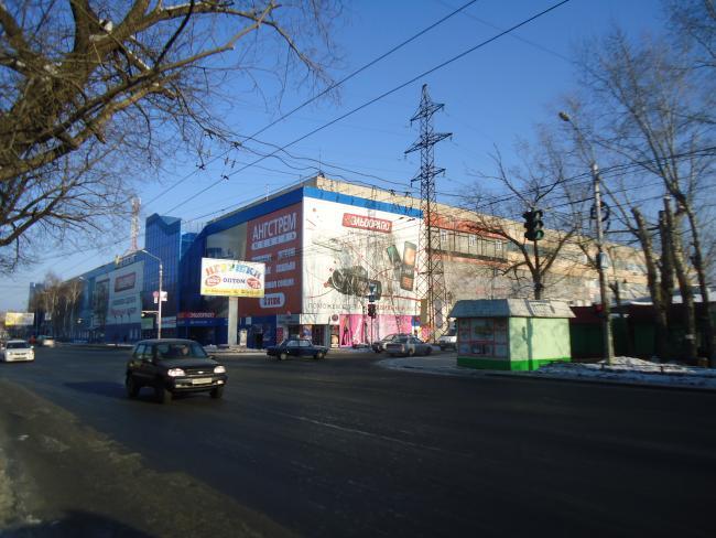 Ленина 217, Бердская 16