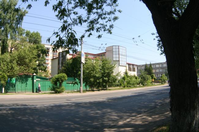 Фрунзе 168