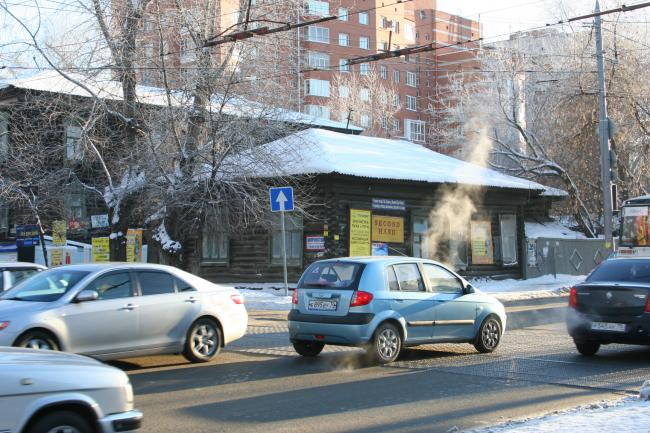 Кирова 27, Красноармейская 102