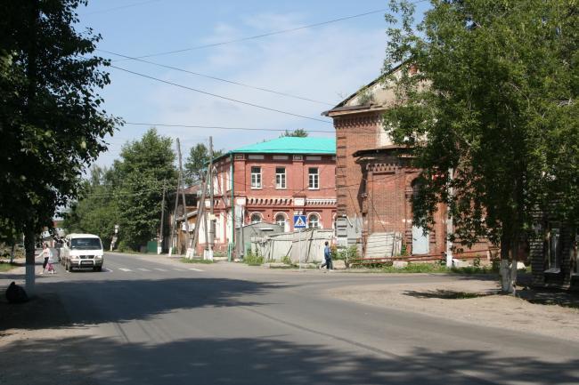 Татарская 22