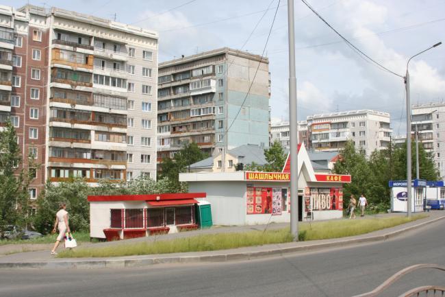 Сибирская 102