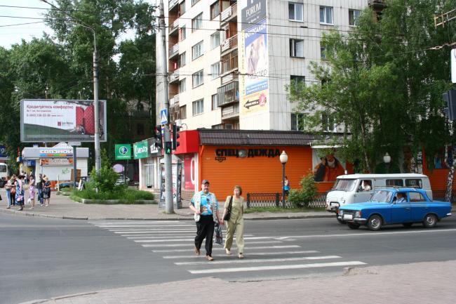 Комсомольский 53, Фрунзе 85