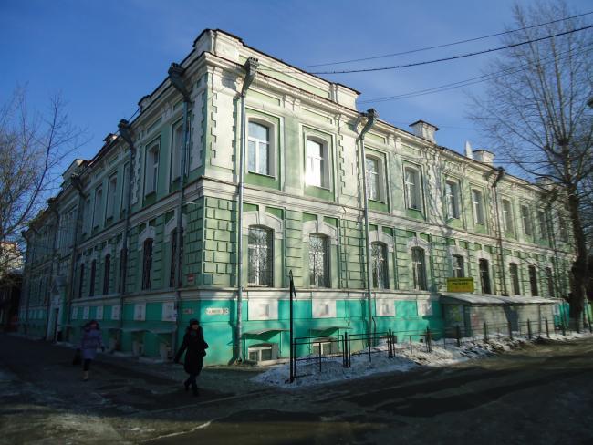 Ленина 147, Ванцетти 10
