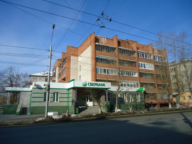 Ленина 156, Островского Николая 4