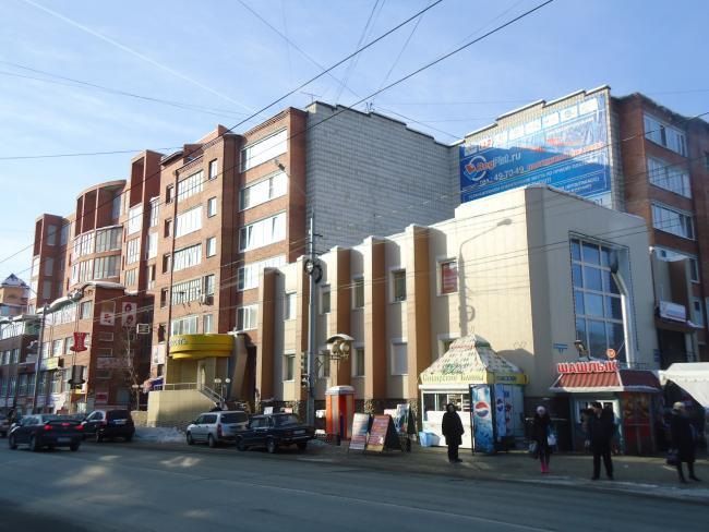 Ленина 130, Карповский 3