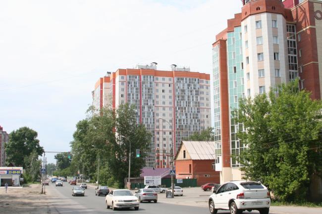 Сибирская 56