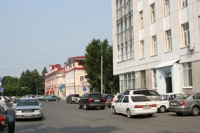 Гагарина 49, Ново-Соборная 2/а