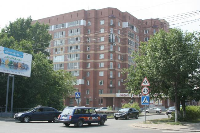 Яковлева 35
