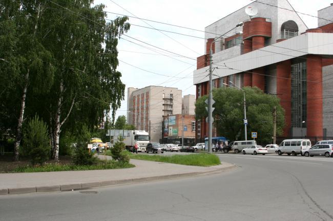 Комсомольский 66