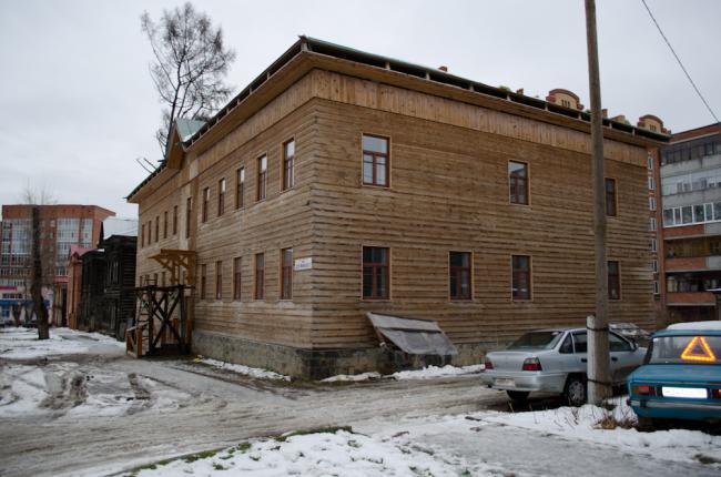 Дзержинского 8