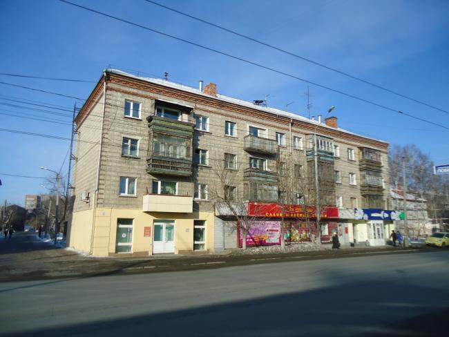 Ленина 114, Ванцетти 8