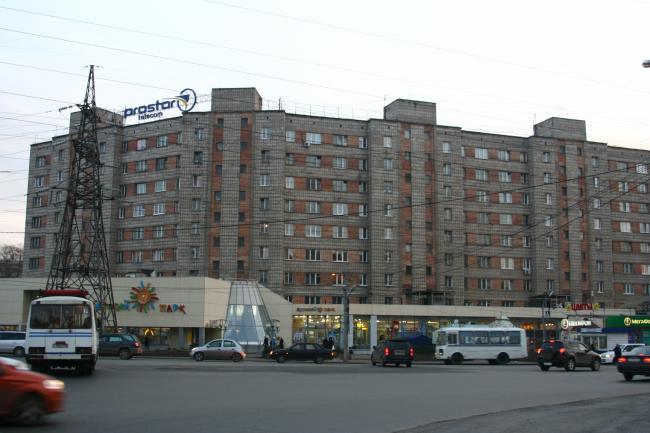 Нахимова 15, Федора Лыткина 2/б