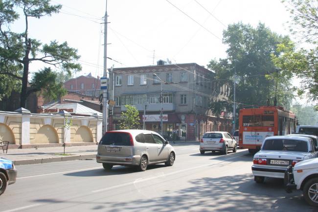 Фрунзе 4, Гагарина 52