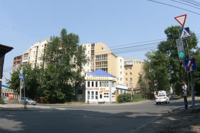 Алтайская 20