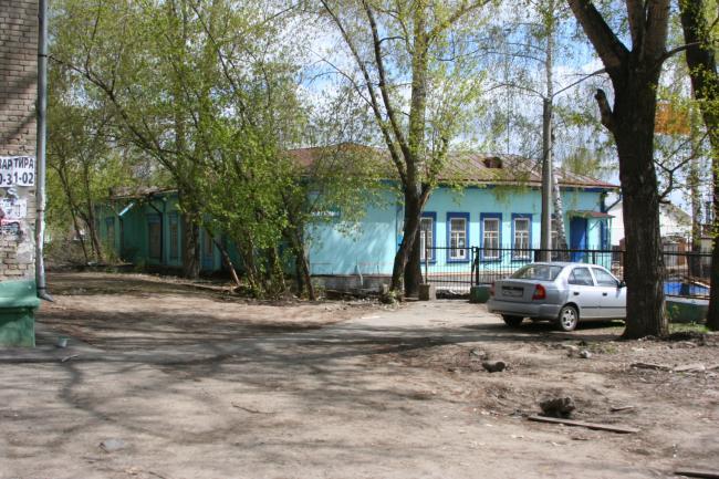 переулок Нахимова 5