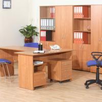 Офисная корпусная мебель - Аркада 1