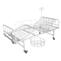 Кровать МУЗ-03/1 (функциональная 3-х секционная) Габаритные размеры - 2000*850*850.