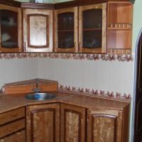 Кухонные фасады из массива березы.Стоимость за 1 м/кв-8800 руб.