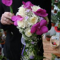 №82 В букете невесты Ванда - царица цветов
