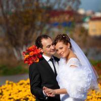 Олег и Олечка!Вы самые позитивные,добрые,веселые!Очень приятно было оформлять Вам торжество!Всегда жду Вас!