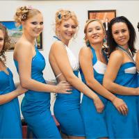 Девочки очень хорошо подготовились...а какой танец они приготовили...это просто надо было видеть...