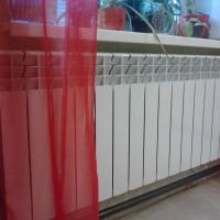 Монтаж системы отопления по адресу ул. Макарова (итоговый вариант)