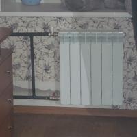 Установка радиаторов отопления по адресу ул. Говорова (итоговый вариант)