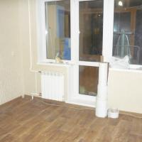 Косметический ремонт двух комнат в квартире по адресу ул. Кулагина. (окончание работ)