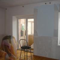 Косметический ремонт комнаты ул.Яковлева (до начала работ)