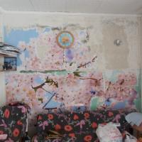 Выравнивание стен по адресу ул. Иркутский тракт