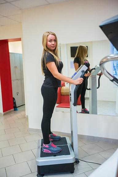 Фитнес в Томске
