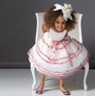 Детские платья | Свадебные платья в Красноярске - свадебный салон