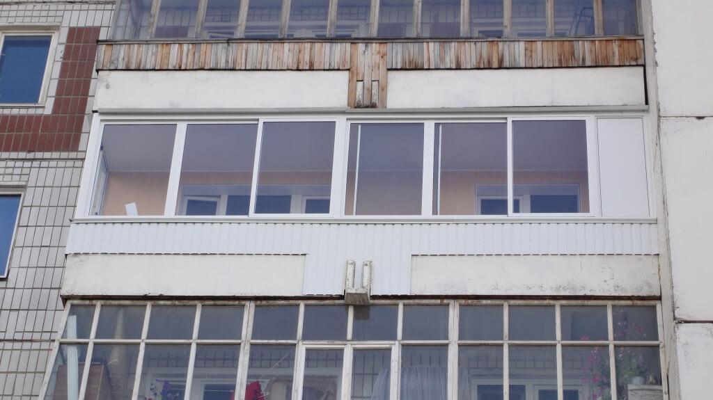 Площадь лоджии 6 метров. - ухаживаем за окнами - каталог ста.