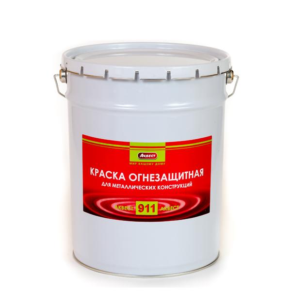 Фасовка - 25 кг | Краска огнезащитная для металлических конструкций