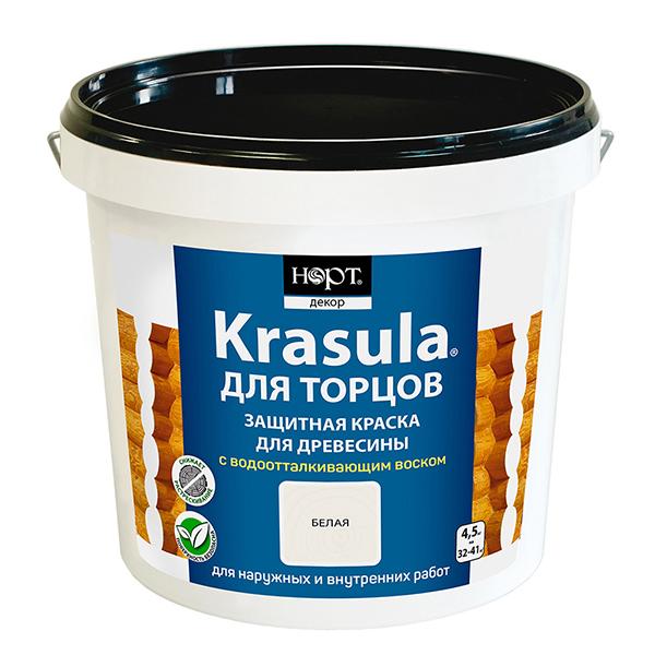 Фасовка - 1,3 кг / 4,5 кг / 15 кг | Краска для защиты и тонирования торцов древесины